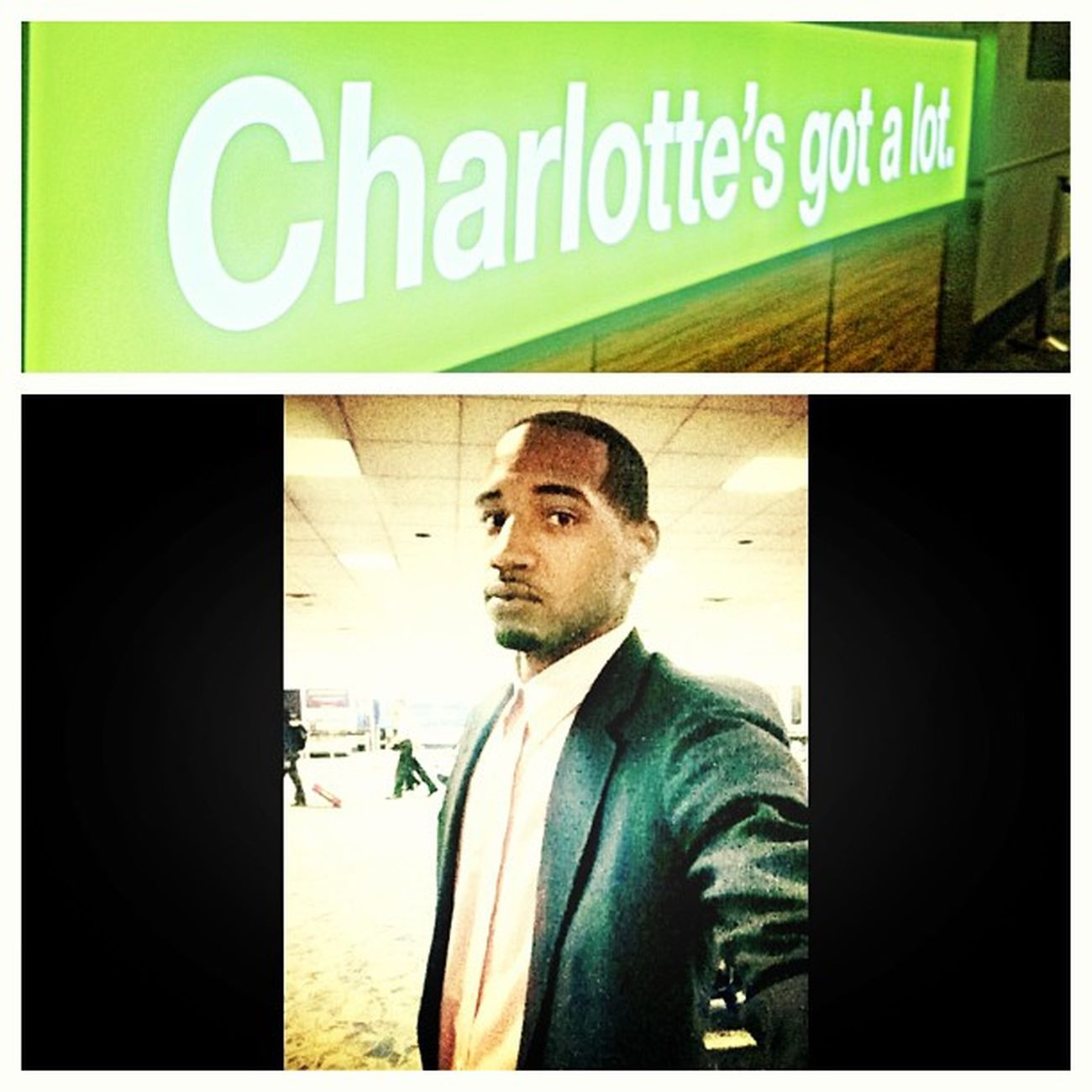 Just landed in Charlotte Northcarolina !!! Newyork here we come! Luxury Lifestyle YR&F™ International www.YrfLifestyle.com Fashion Instafashion Swag Stylish Style Love Inspiration Clothes Want Photoshoot Weheartit Boutique Sale Streetstyle Vintage Styleblogger Fashionblogger Styleblogger Love Yrflifestyle layover airport jetlife