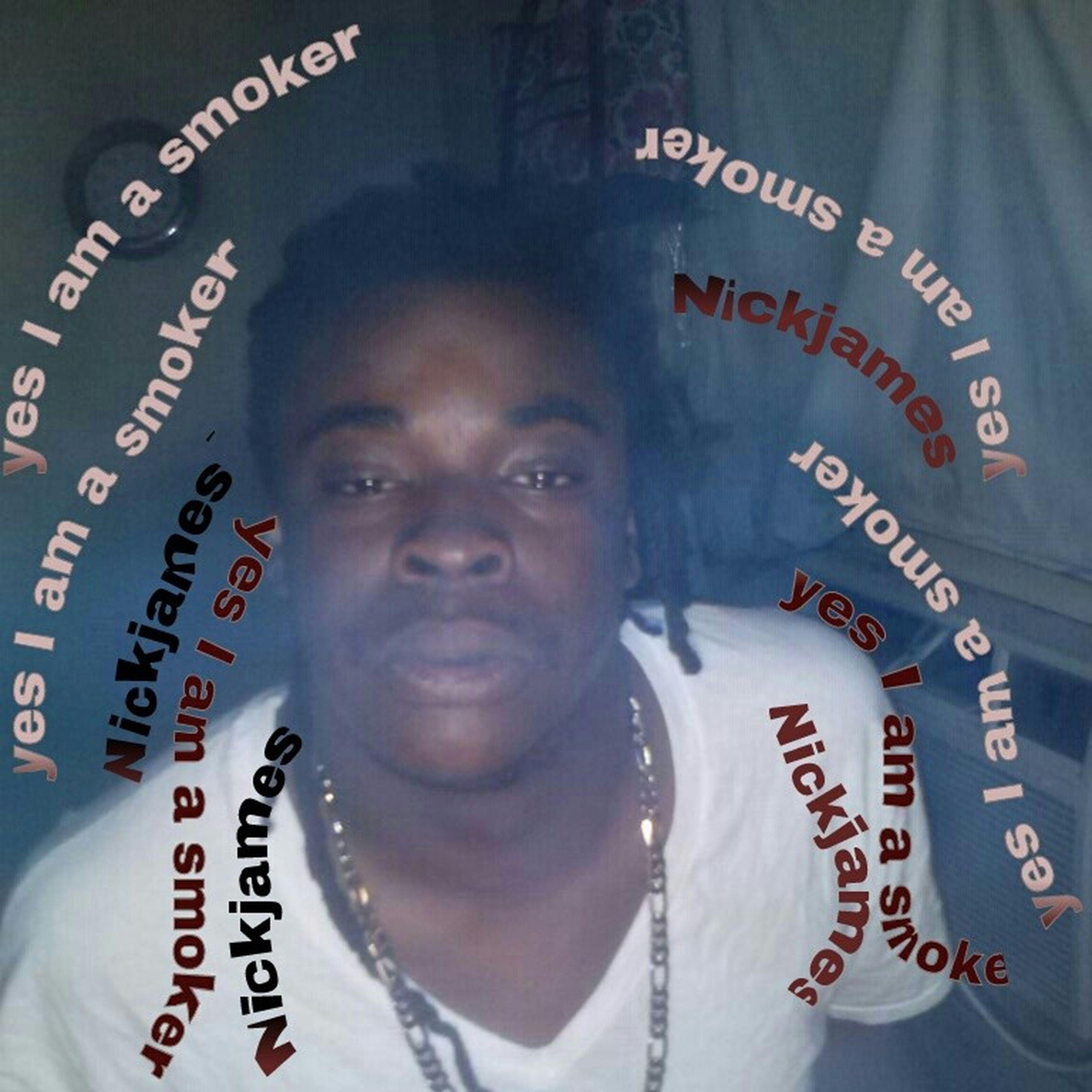 Yse I Am A Smoker