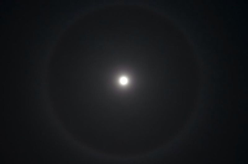 Freaky Shit With The Moon Tonight