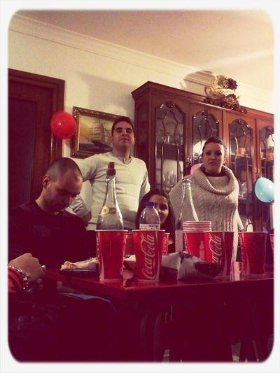Cumpleaños Enero 2013 Mis Amigos Lola Rivera