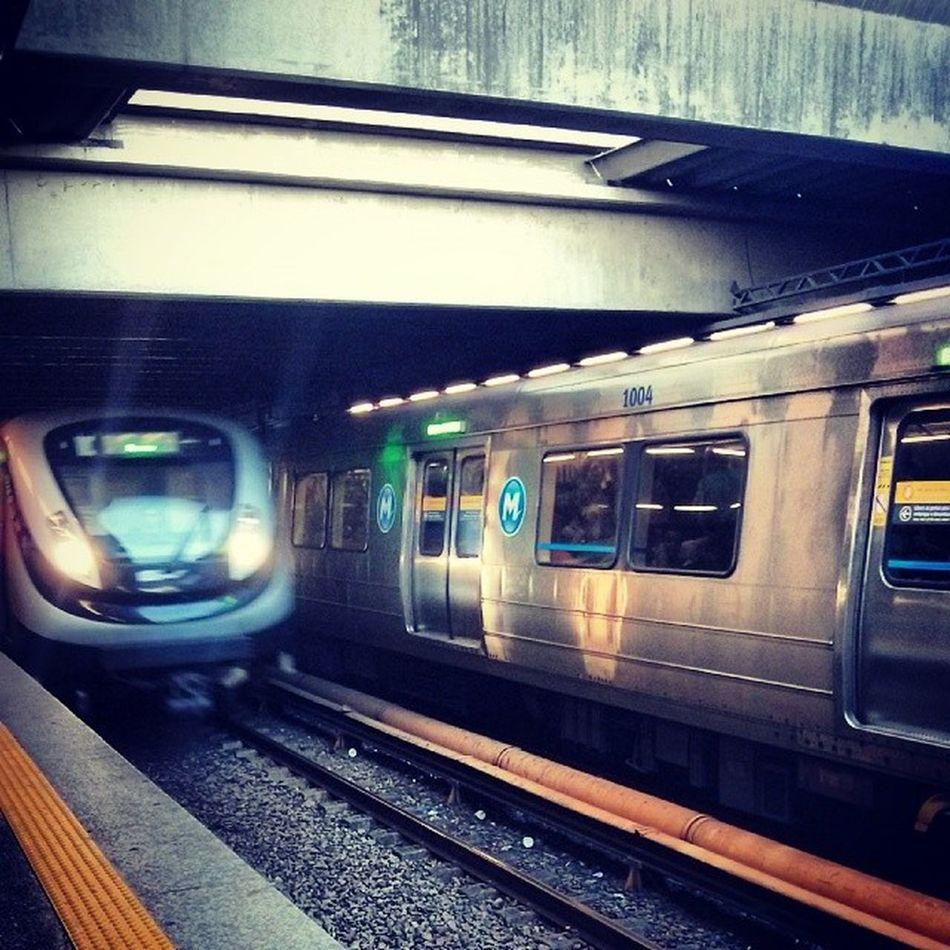 Subway on the way...