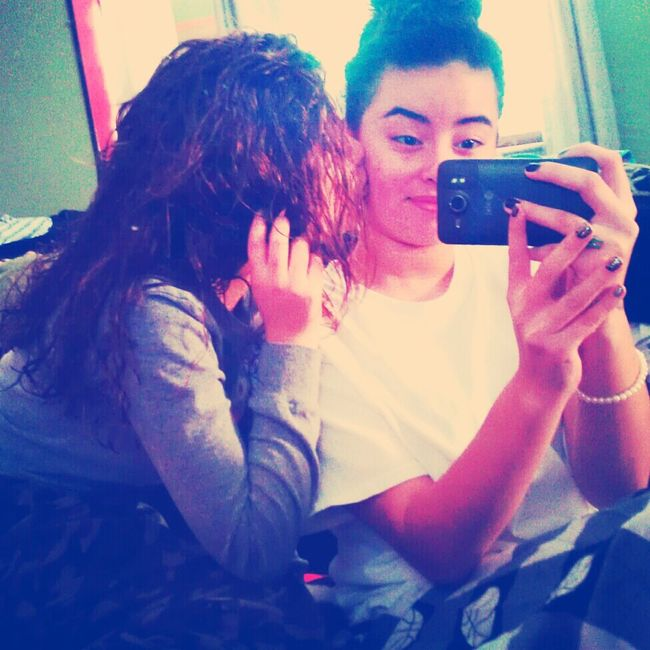 my cousin and i <3