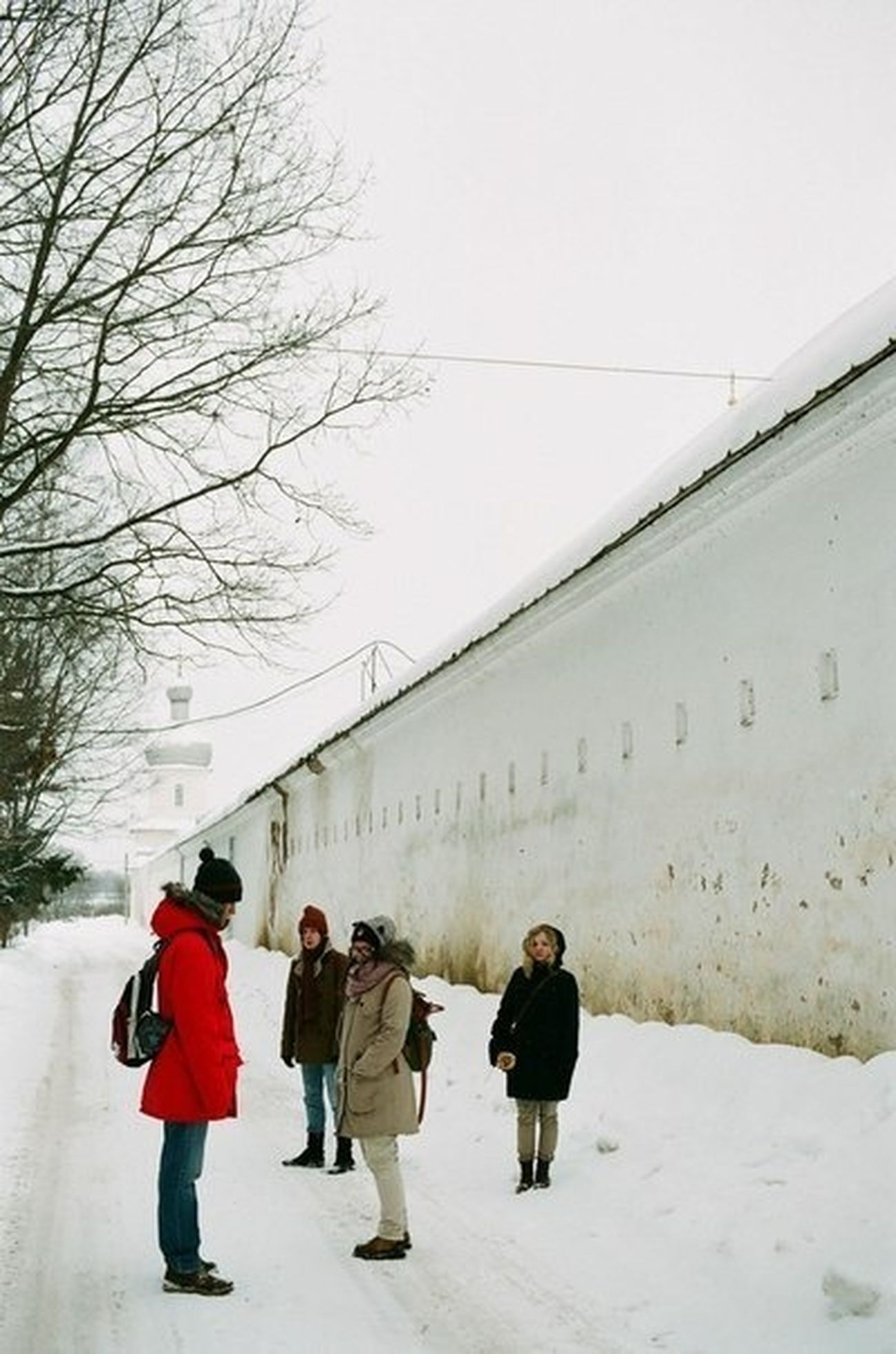 No Filter Lomography Novgorod