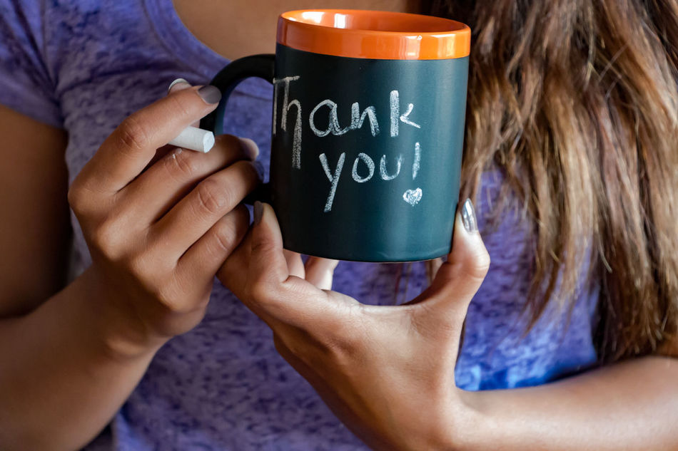 Beautiful stock photos of thank you, Casual Clothing, Chalk - Art Equipment, Coffee Cup, Communication