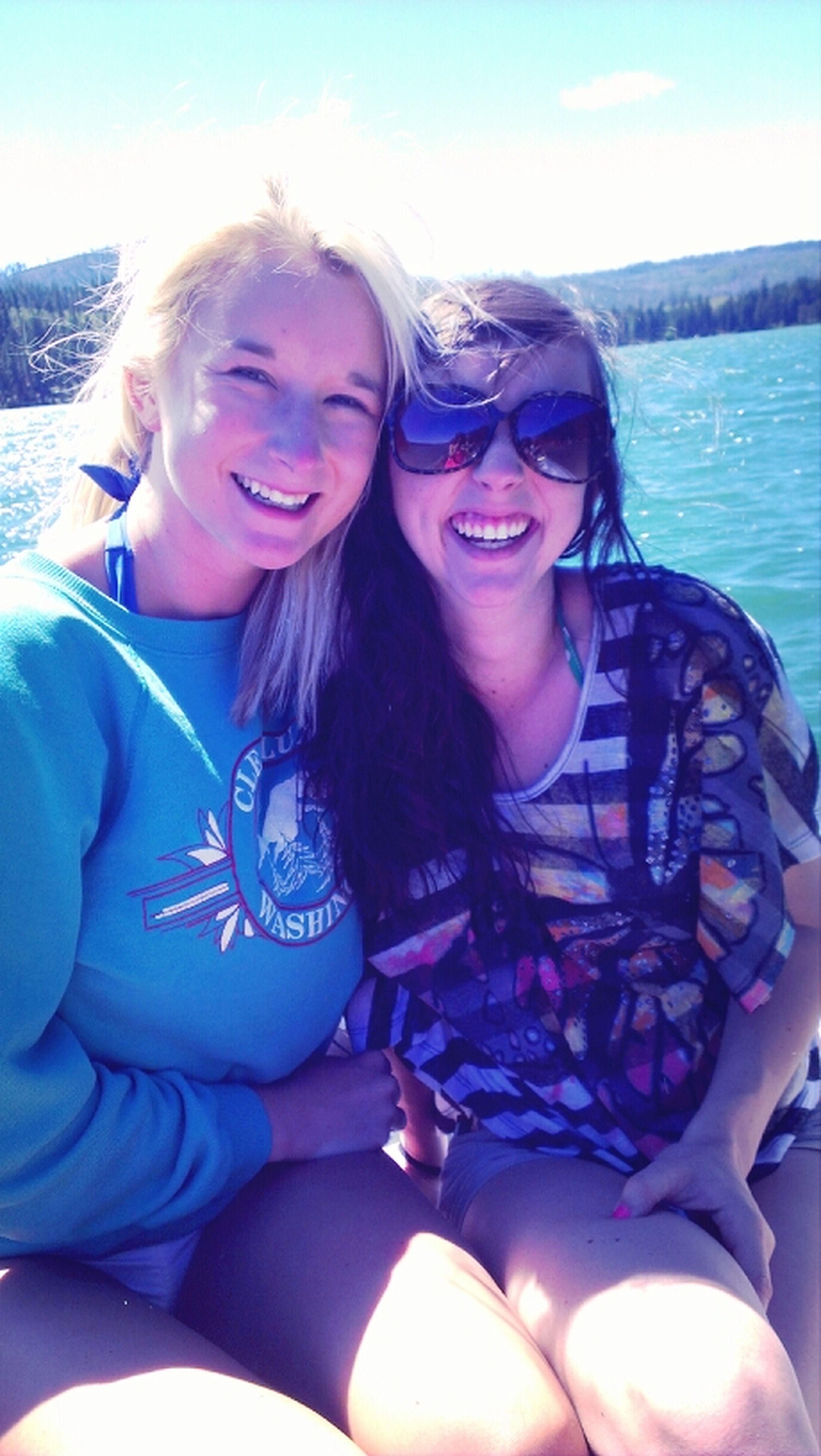 Road Trip Oregon Aluminum Boat  Suttle Lake Suttle Lake Lodge