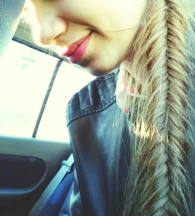 Best days of my life Happiness Smile :) Fishtail Braid