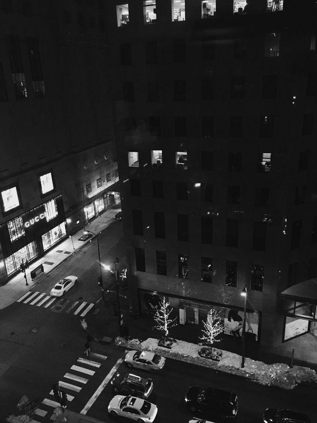 Monochrome Photography Gold Coast Chicago Drake Hotel GUCCI