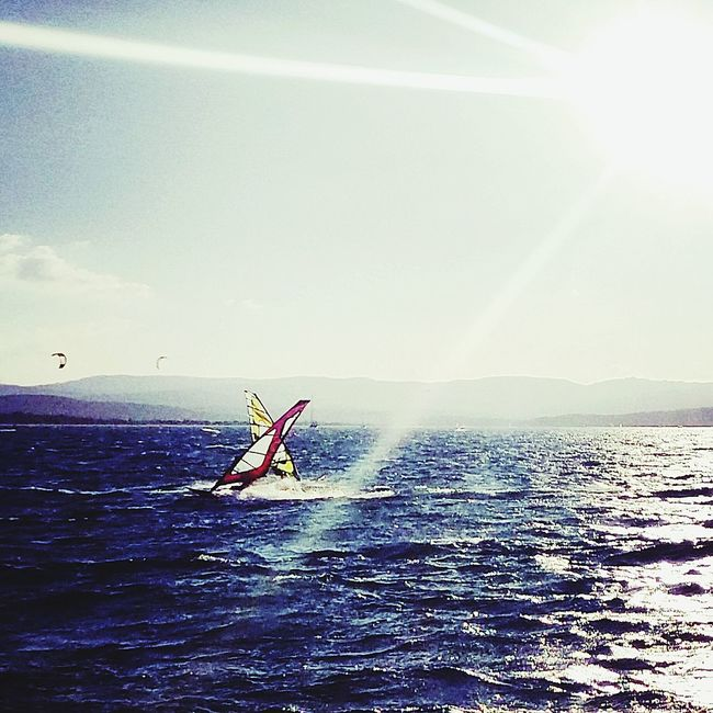 Windsurf Competition EyeEm Gallery Isoladeigabbiani 💕 Eym Em Best Edits Sardinia,italy Vento Sole...☀
