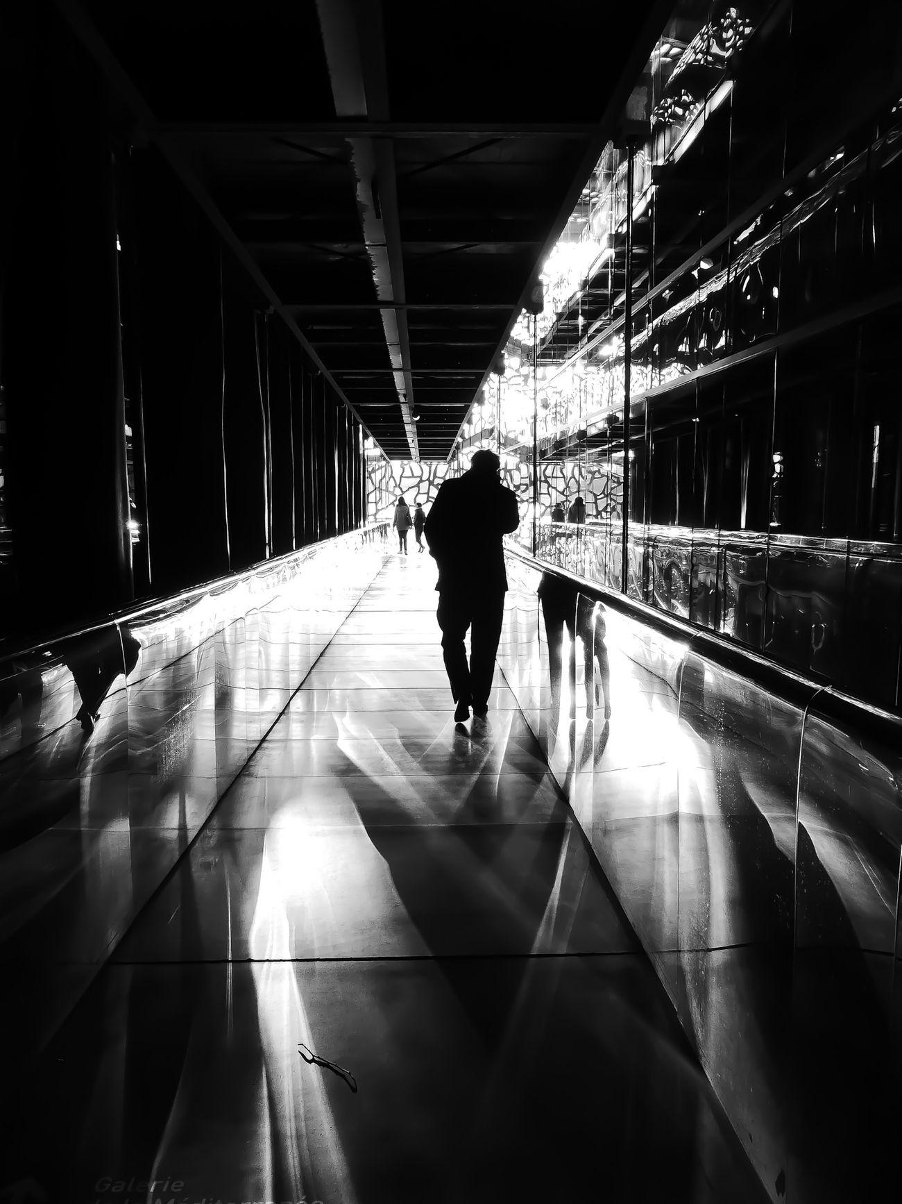 Mucem - Marseille - Silhouettes Journey Into The Dark Mucem Marseille