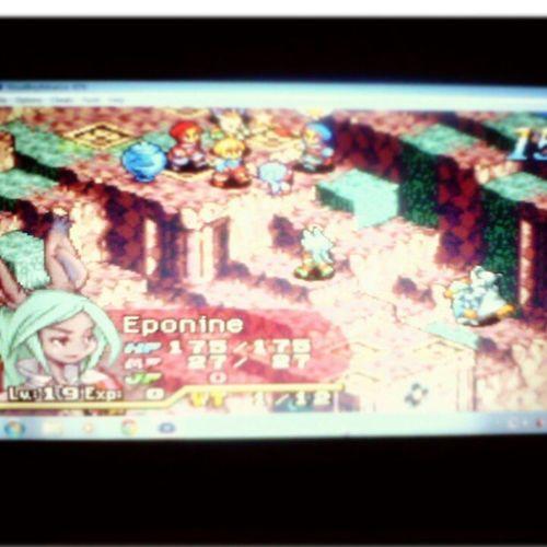 Pansamantalang tumigil sa RO dahil dito. FFTactics Game Emulator