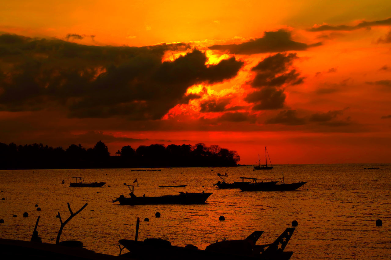 Fisherman Village No Tripod Indonesian Photographers Collection Indonesia_photography Malephotographerofthemonth EyeEm Lombok Photographers Sunset_collection Lombok Island Colour Of Life Cloud_collection  Sunset Lombok Gallery Alam Kundam