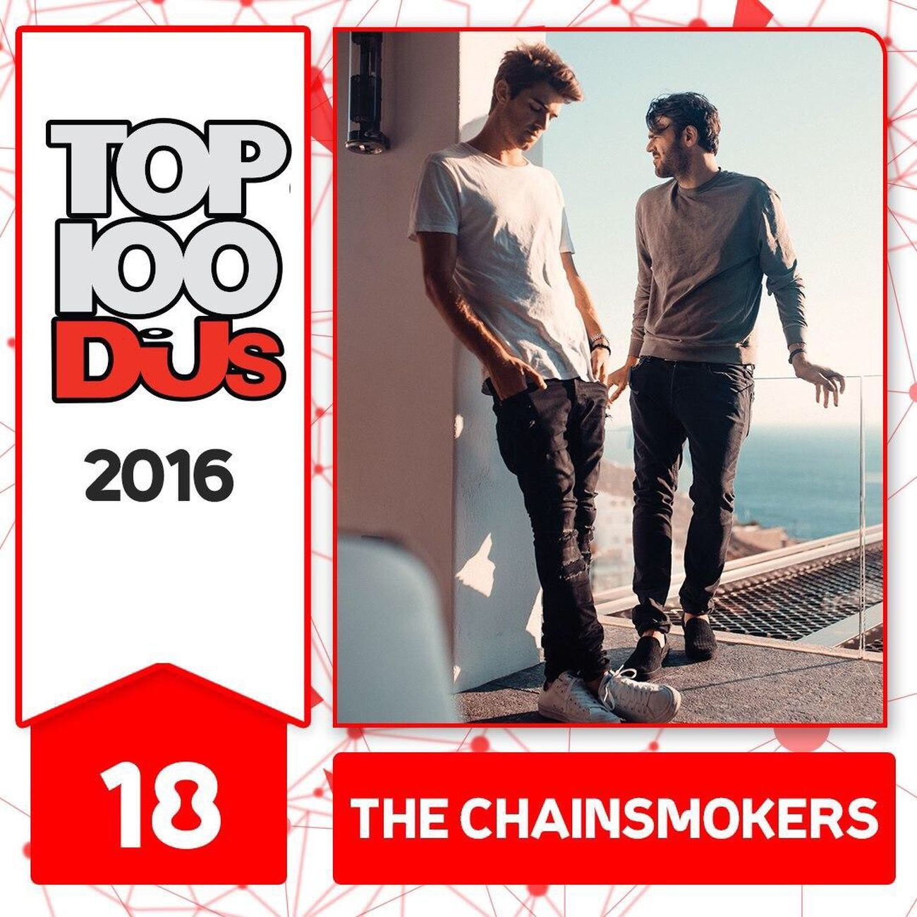 love💕💕💥 The Chainsmokers DJMag Edm