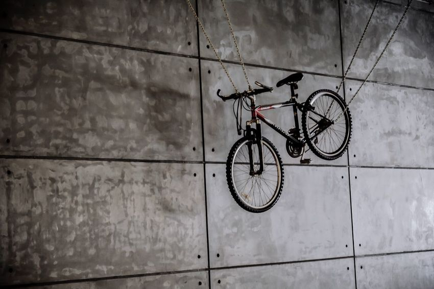 On air Bicycle Transportation Mode Of Transport Land Vehicle Stationary Wall - Building Feature Parked No People Cycle Day Team Nikon Nikonphotography Love Photography