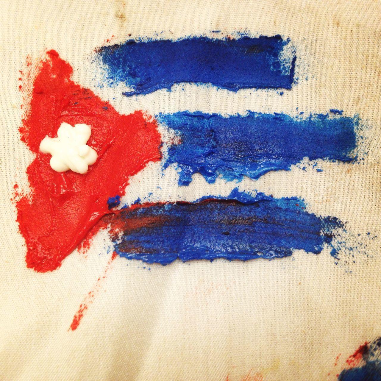 Cuban Flag Cuba First Eyeem Photo