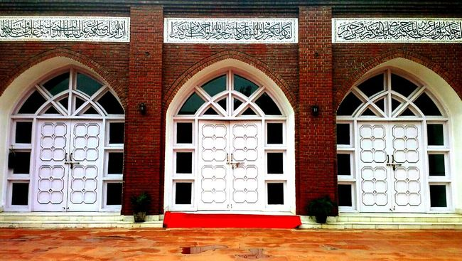 Mosque,.... Taking Photos