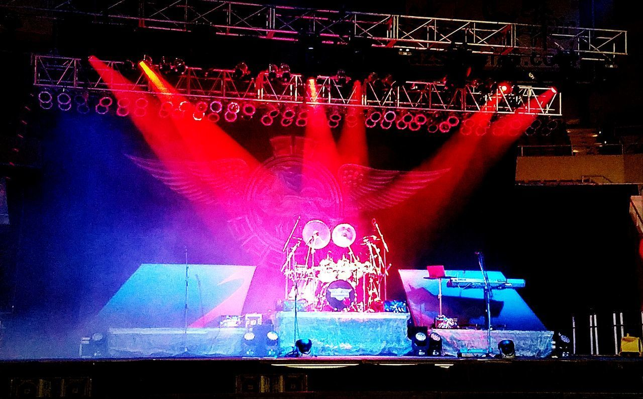 .38 Special Drum Kit Drummer Concert Stage Light Performance Stage - Performance Space Popular Music Concert Music Illuminated Performing Arts Event Audience Concert Hall  Rock Music Live Event Crowd Drum Solo Rock'n'Roll