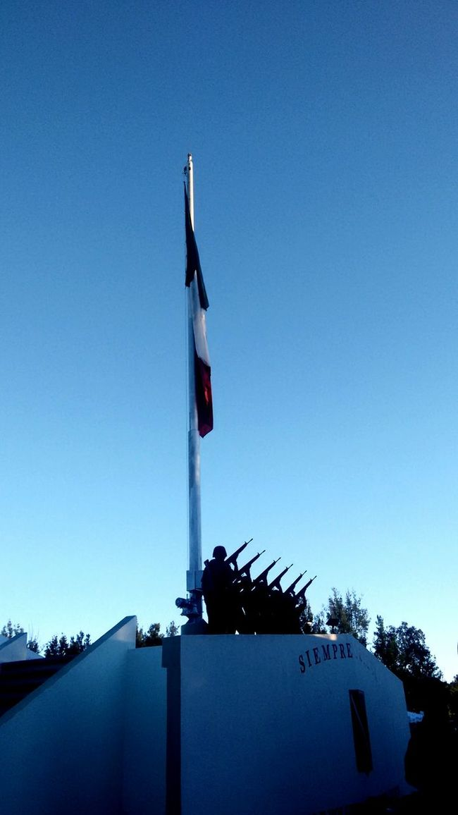 24 de Febrero. Día de la Bandera. México 🇲🇽 Flag Day Sky Mexico SEDENA Soldiers Ejercito Mexicano Día De La Bandera
