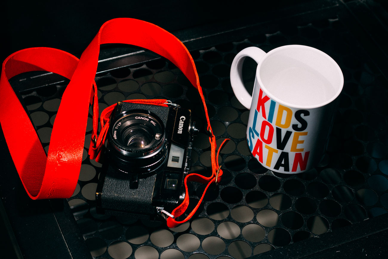 Canonet Canonet QL17 Canonetql17 Canonetql17giii Kids Love Satan Nohauka Nohauka Strap Strap YUF YUF CWB YUF Mugs