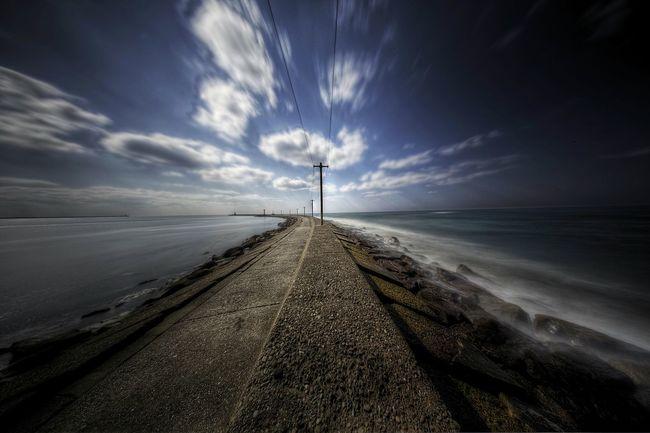 Landscape HDR Sea