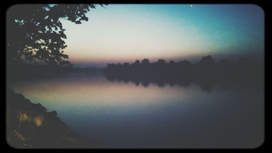 River at Dawn A Brand New Day Beautiful Sunrise Twilight