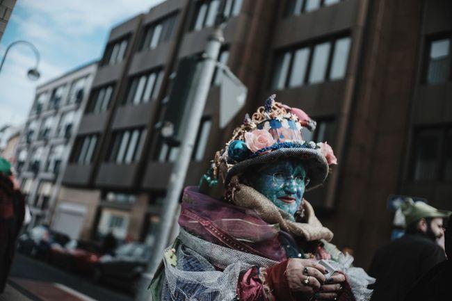 Colors Of Carnival Karneval Wandering Köln Cologne Germany People Bokeh Street Streetphotography Portraits Wanderlust Showcase: February The Week Of Eyeem Street Photography Portrait Women