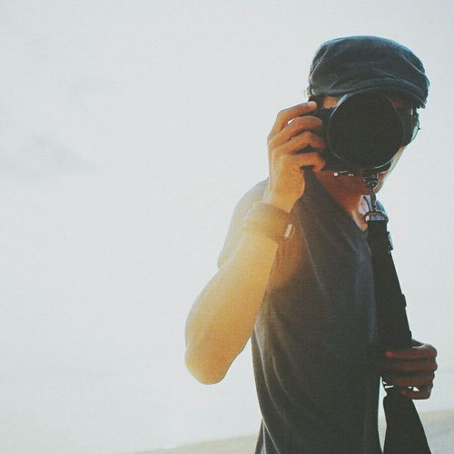 Instagram @volturiphoto Selfie Self Portrait Everyday Joy EyeEm Indonesia Getting Inspired Hanging Out Indonesia_allshots Landscape_Collection Melancholic Landscapes Discover Your City