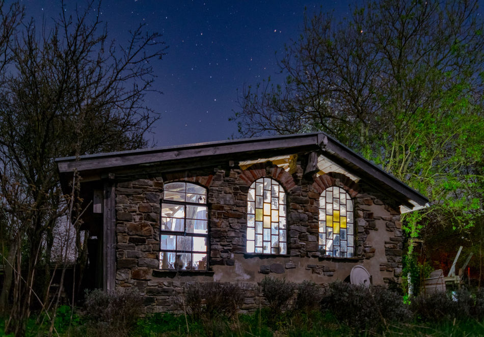 summer house at night Building Building Exterior EyeEm Best Shots House Houses And Windows Illuminated Landscape Night No People Star - Space Window Welcome To Black