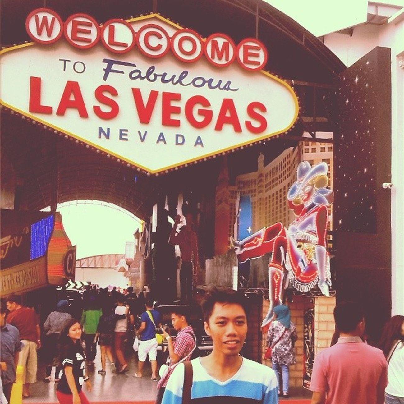 La la la.... Las Vegas van Malang ? Holiday