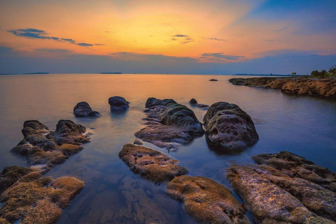 My Country In A Photo Adventure Photography EyeEm Best Shots - Landscape Ibnu Abbas Photography Bintan Timur Seinam sunset bintan timur seinam kijang