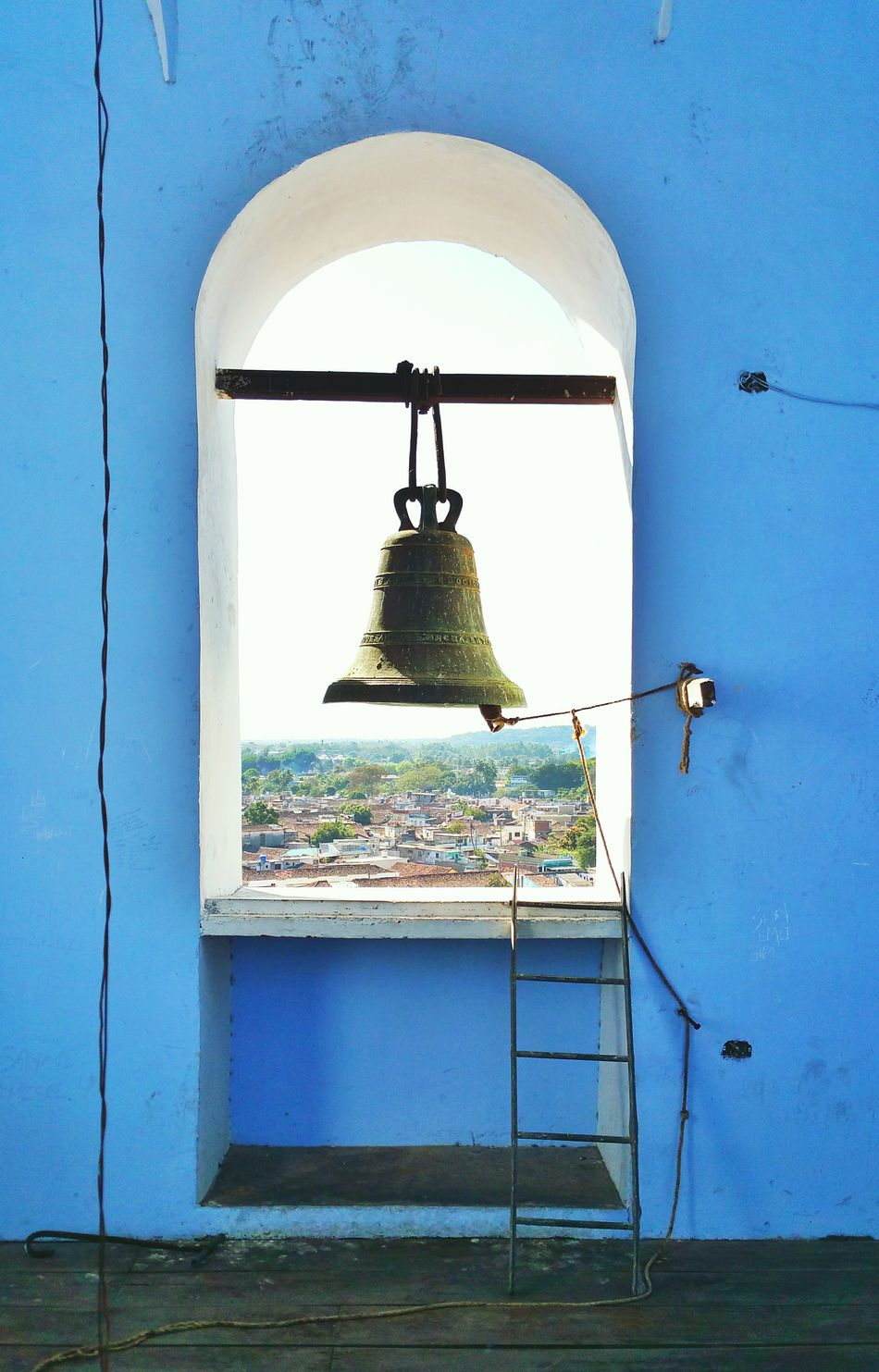 Beautiful stock photos of cuba, Architecture, Bell, Bell Tower, Built Structure
