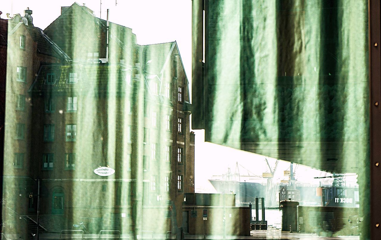no people, curtain, day, close-up, indoors, freshness