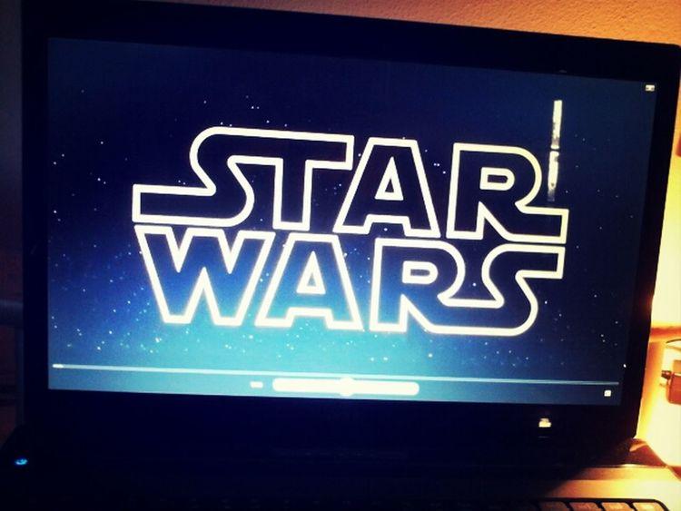 Star Wars The Empire Strikes Back lovin' it.
