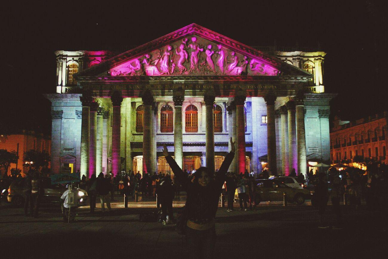 Guadalajara Nigh Teatro Degollado Orquestra