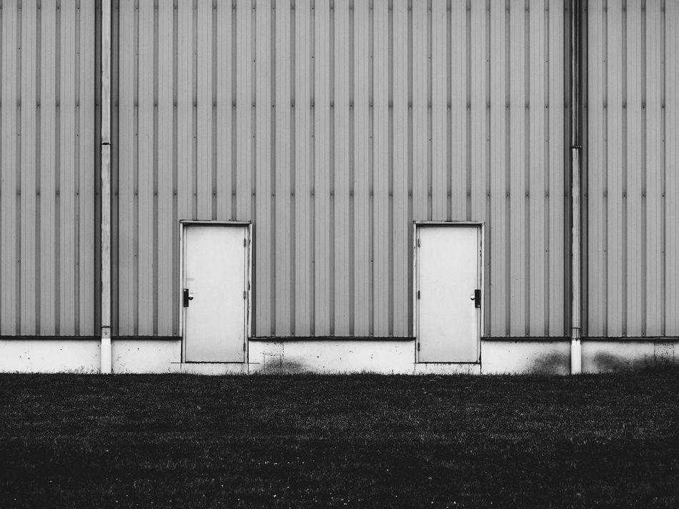 Symmetry Monochrome Black And White