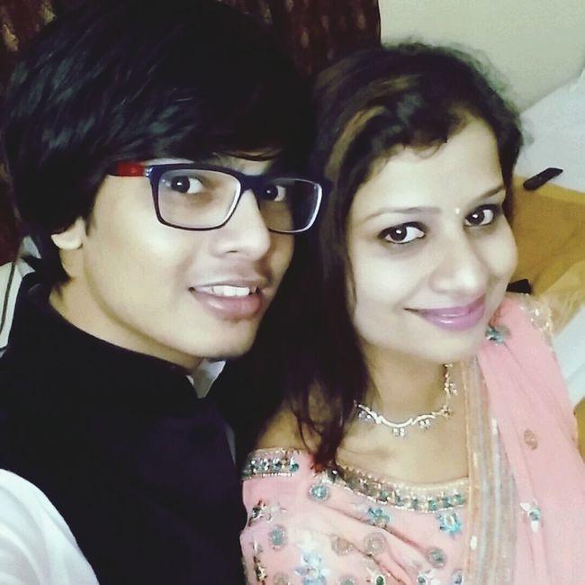 Selfie Wid Bhabhi First Eyeem Photo