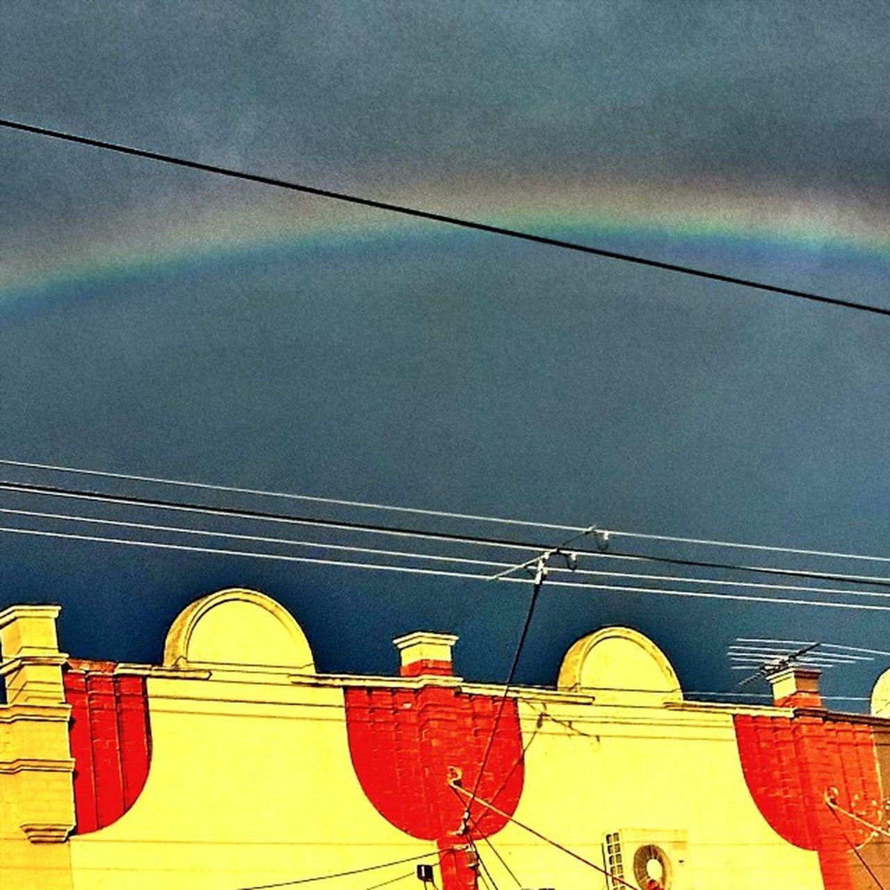 Sunset 🌇 Ghost 👻 Rainbow Random winphan wp8au lumia 930 afternoonsun