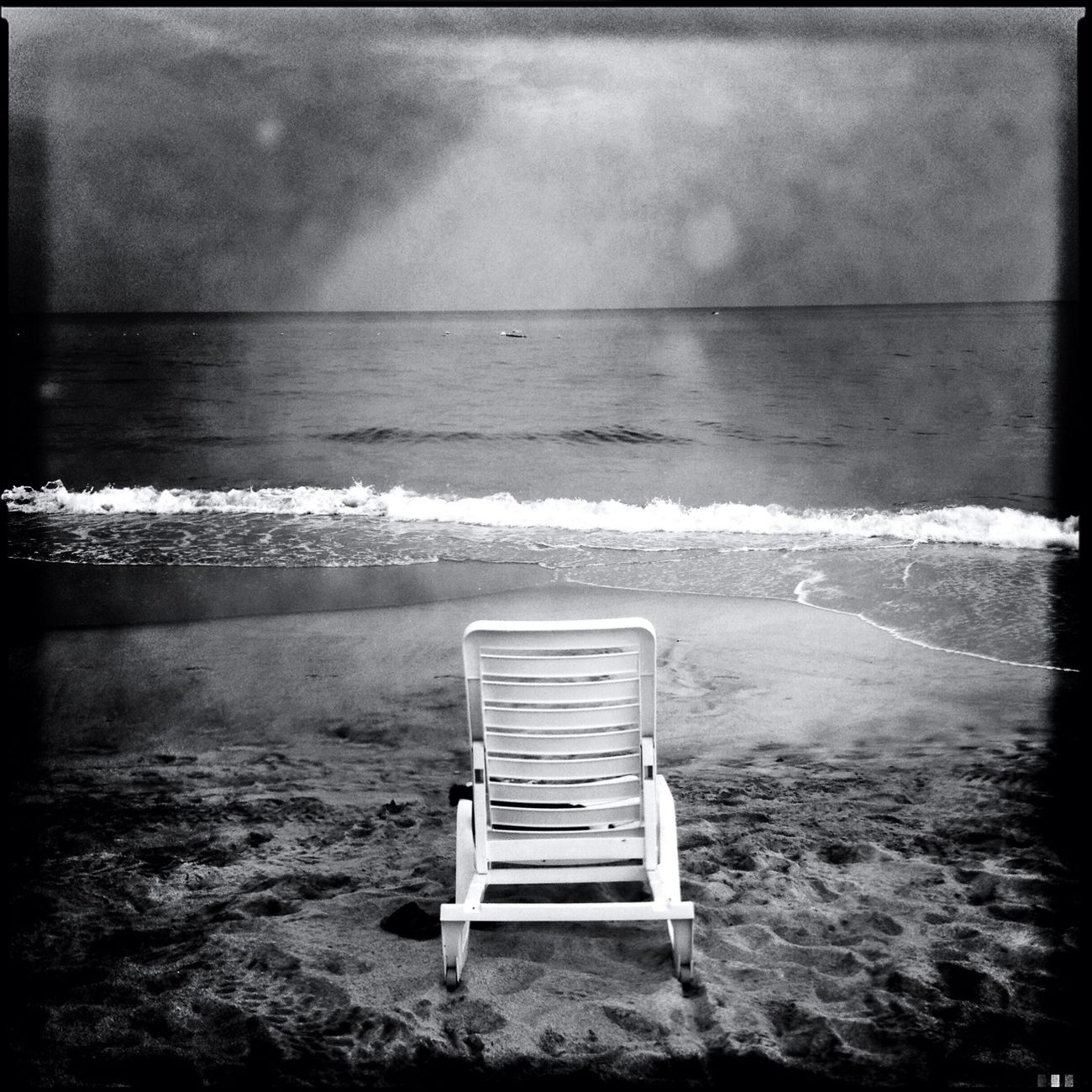 """Alone"" Playa Blanca, Farallón - Panama 31-12-2012"