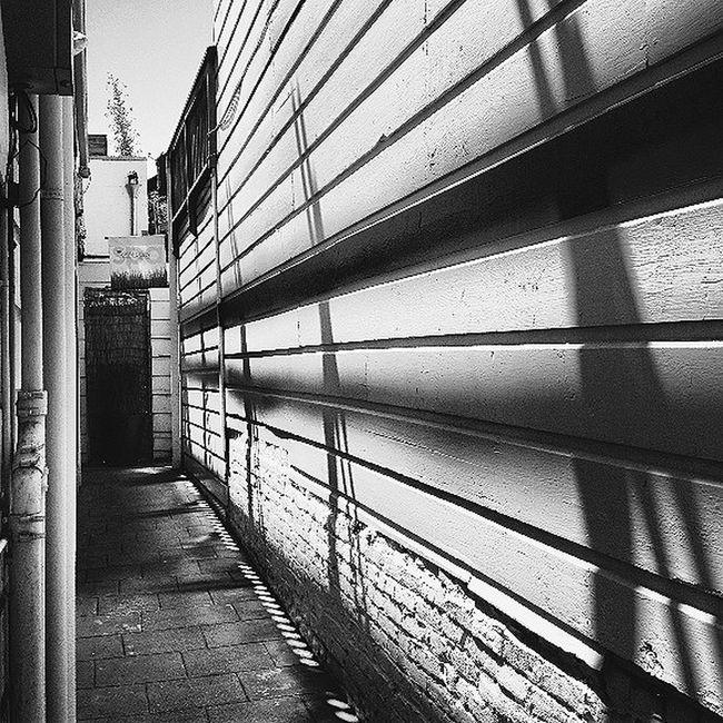 lines and shadows EyeEm San Francisco Meetup July 2013 Blackandwhite
