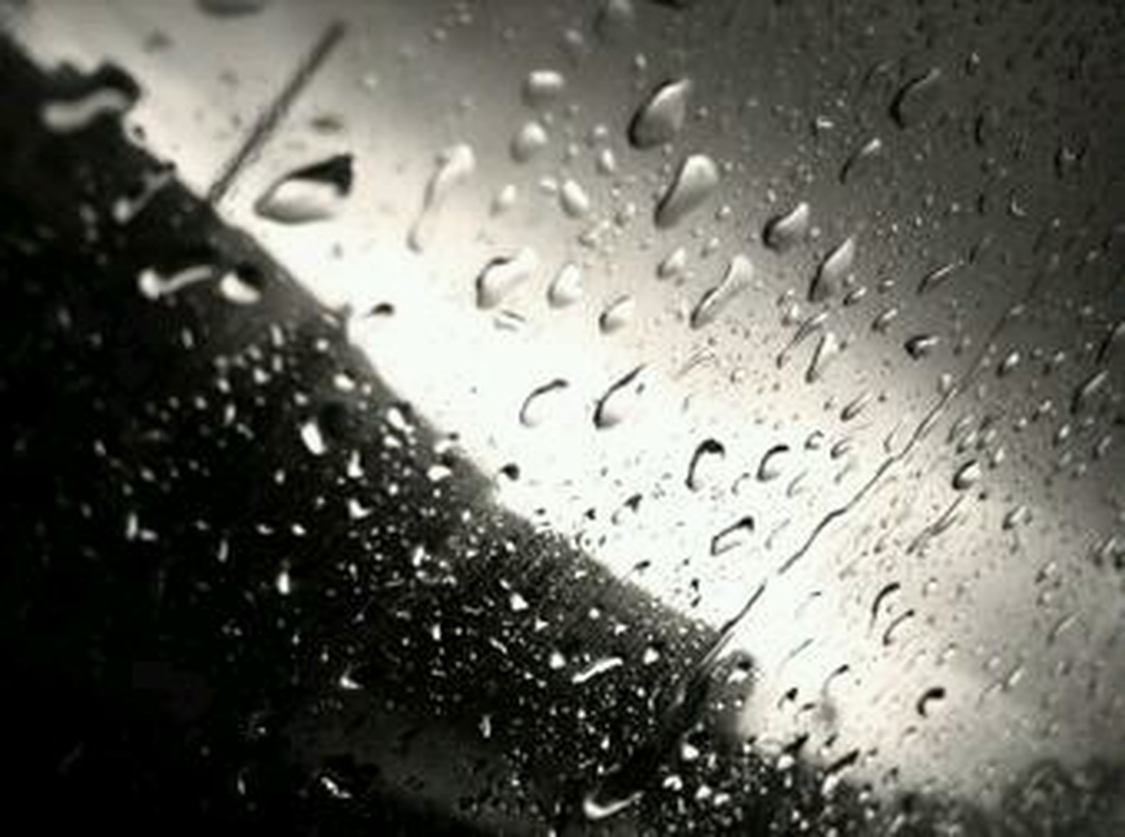 drop, wet, rain, water, window, transparent, glass - material, raindrop, indoors, weather, season, glass, close-up, focus on foreground, full frame, backgrounds, droplet, transportation, car, water drop