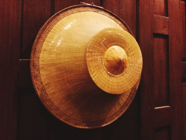 Vintage Hat Decoration Indoors  No People Gramophone Wood Paneling Day Hat Texture