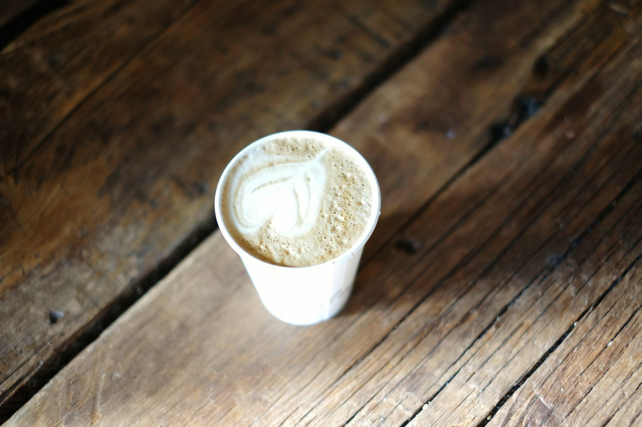 Beautiful stock photos of coffee, Brooklyn, Café, Coffee - Drink, Day
