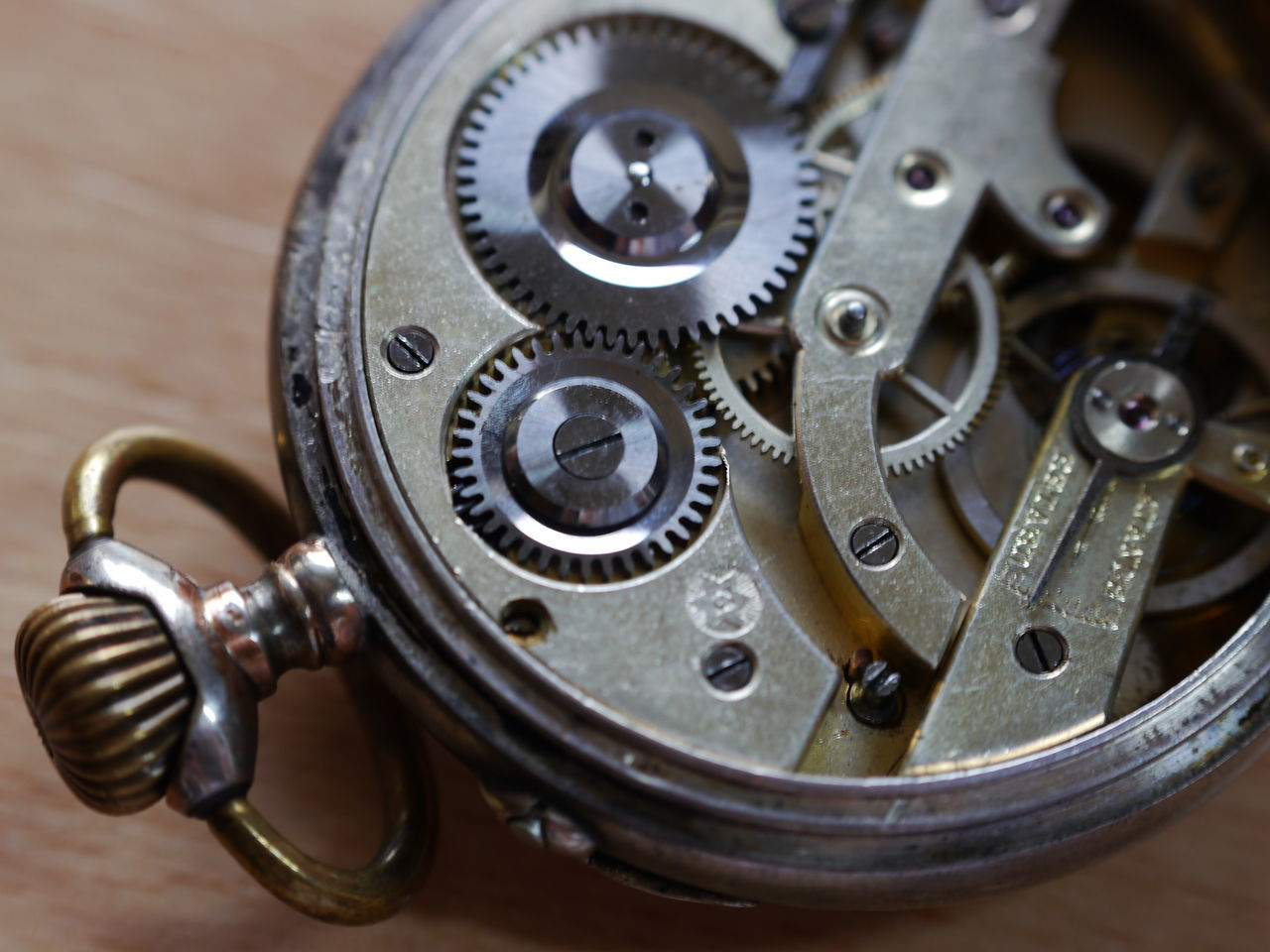Antique Clock Clockworks Close-up Day Gear Industry Machine Part Machinery Metal No People Technology Time