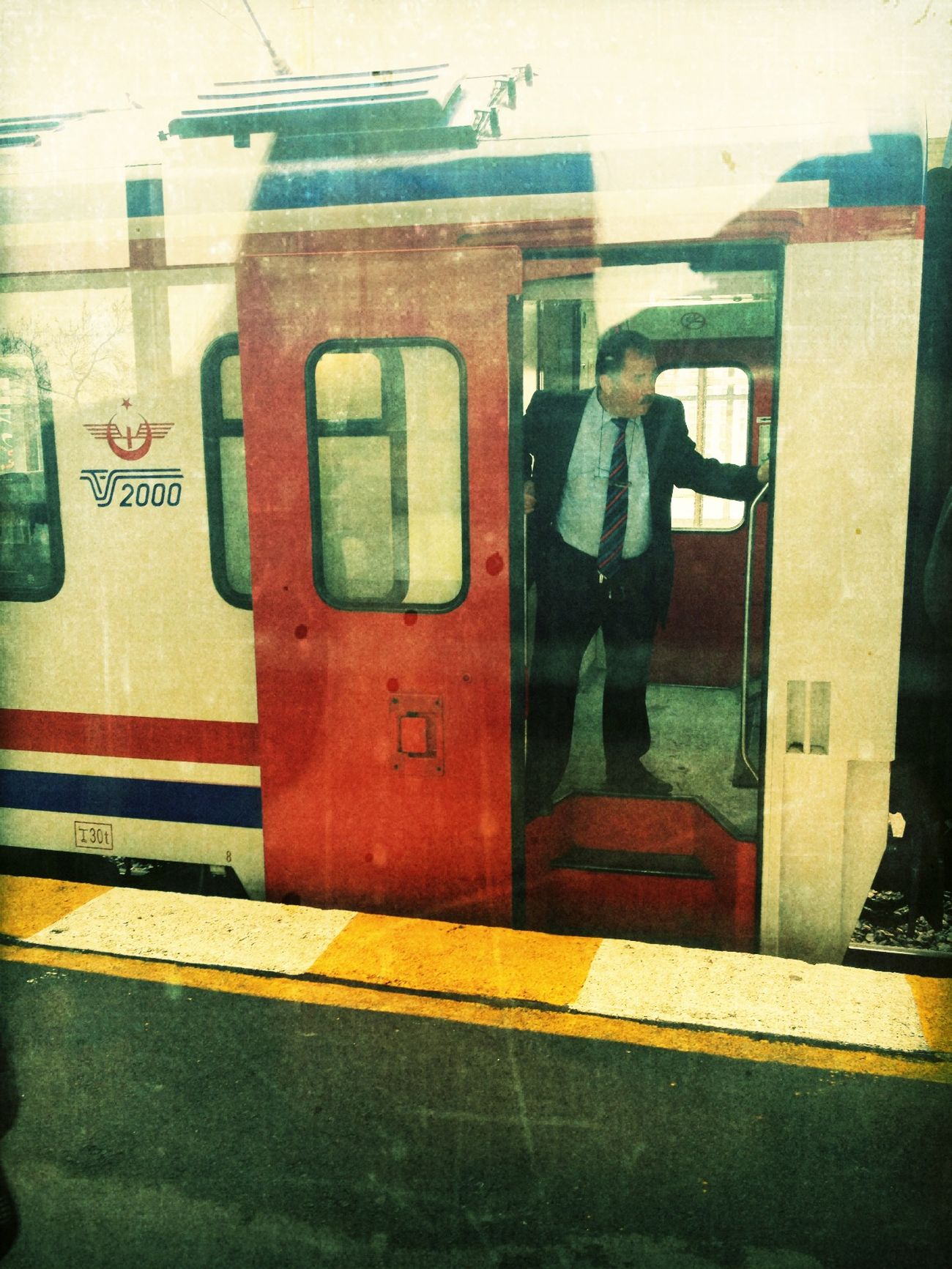 at Söğütlüçeşme Tren İstasyonu
