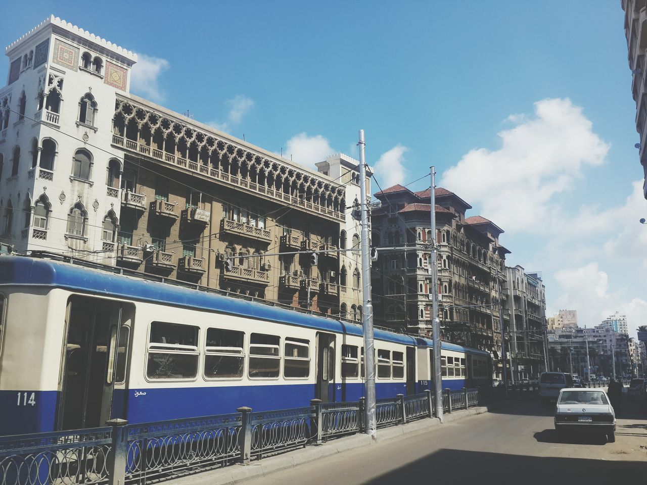 Alexandria Egypt Blue Sky Outdoors Cityscape No People Travel Destinations Day City First Eyeem Photo