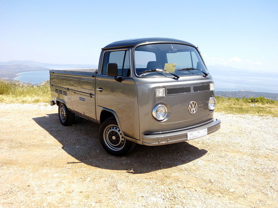 Volkswagen VOLKSWAGEN TYPE II Pickup Truck Restored Cars Ready For Summer Summer 2016