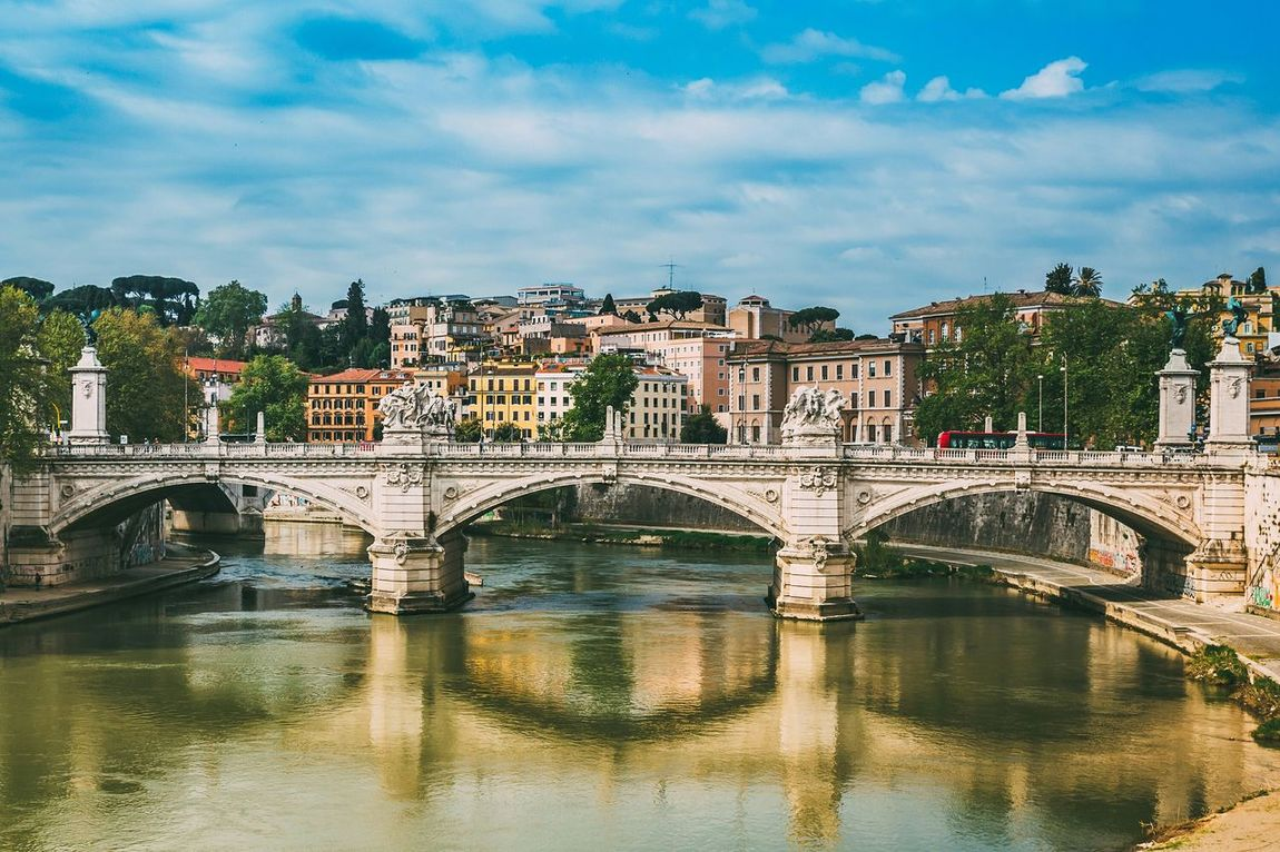 Postcard from Rome Fromitalywithlove Italy Rome Roma Travel Traveler Traveling Wanderlust Sky City Europe