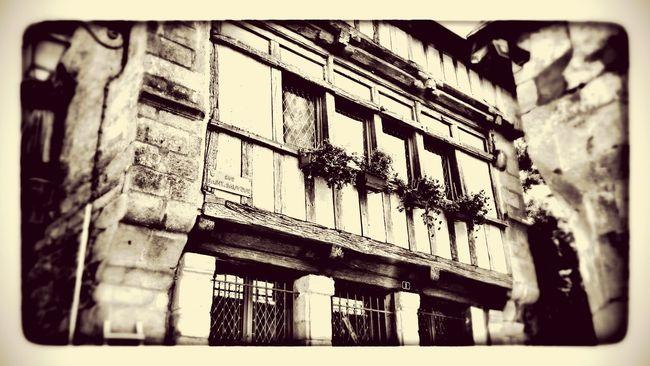 France Bretagne Saintgoustan Old House Oldtown Port History