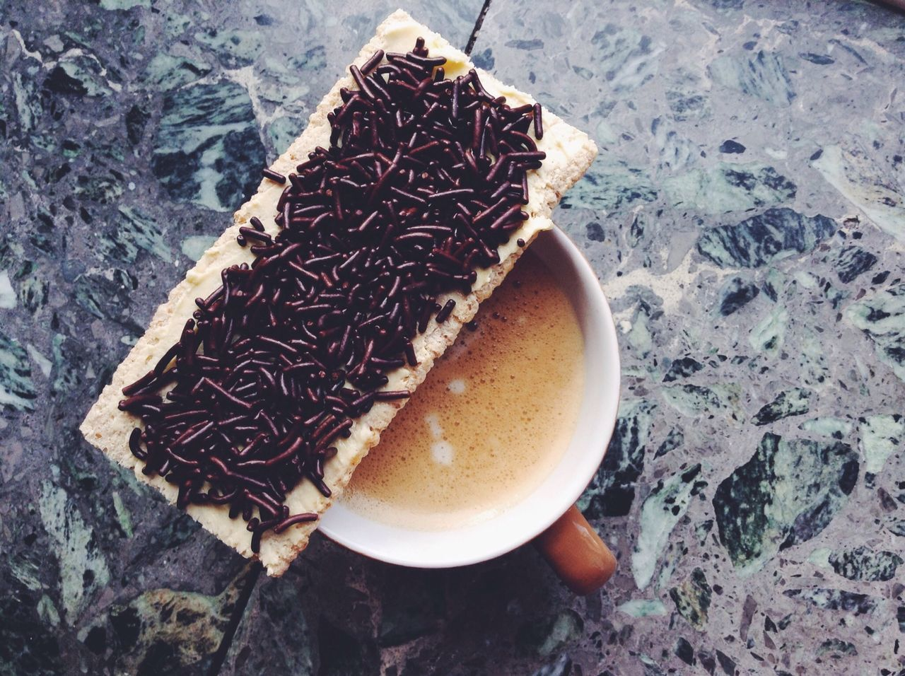 Breakfast Coffee Good Morning Coffee And Sweets The Foodie - 2015 EyeEm Awards