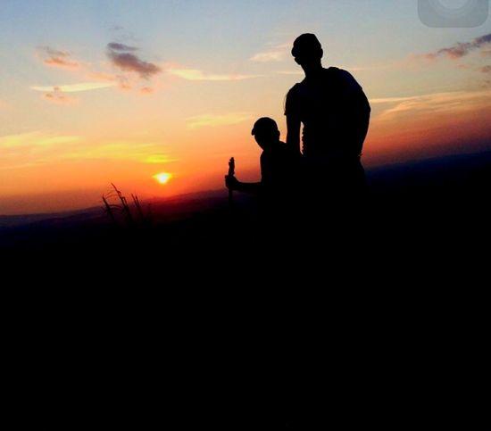 Sunset_collection Skies Natural Light A Walk To Remember Hikingadventures