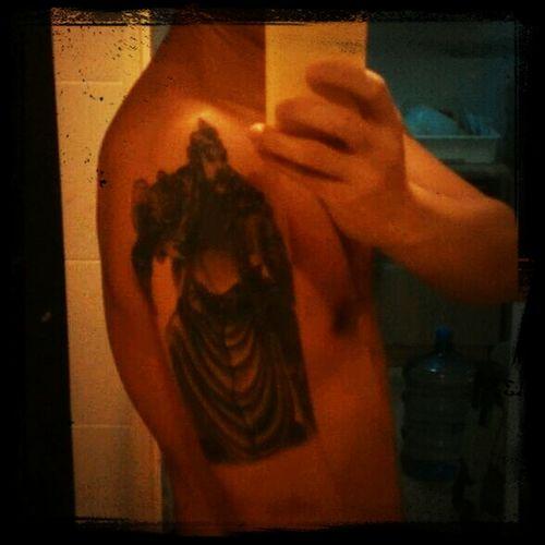 Tattoo Guan Yu